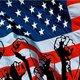 American revolution flag