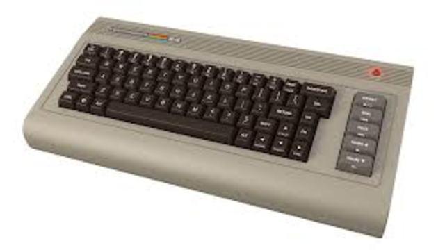 Mi primera computadora