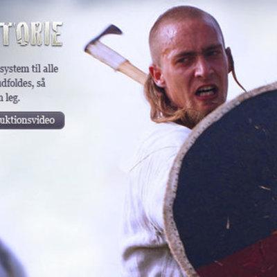 Dansk-Historie tidslinje timeline