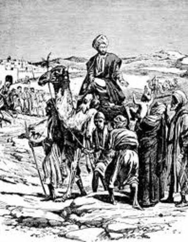 Muhammad's Hijra