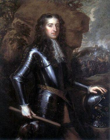 Guillermo III y María II ascienden al trono.