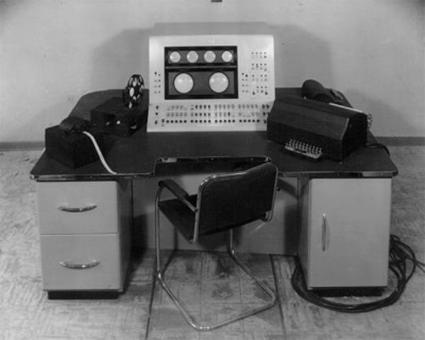 В 1951 году фирма Ferranti стала выпускать машину «Марк-1