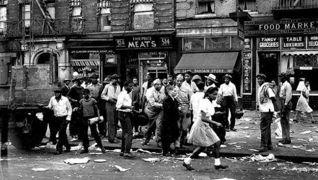 Race Riots in Harlem