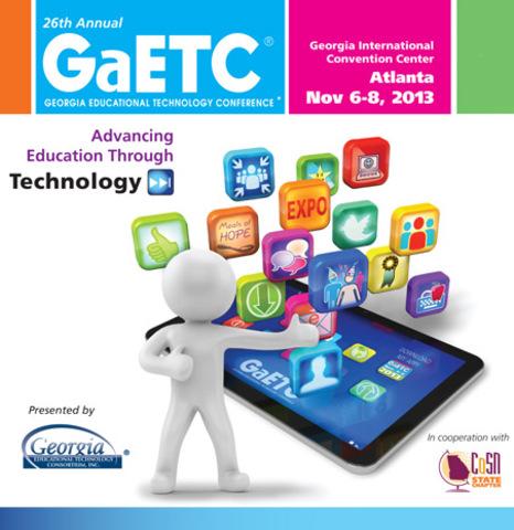 Featured Presenter #GaETC