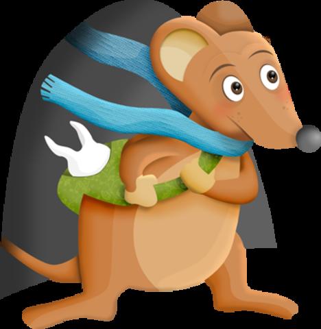 ¡Viene el Ratoncito Pérez!