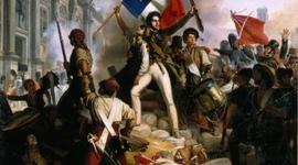 French Revolution + Napoleon timeline