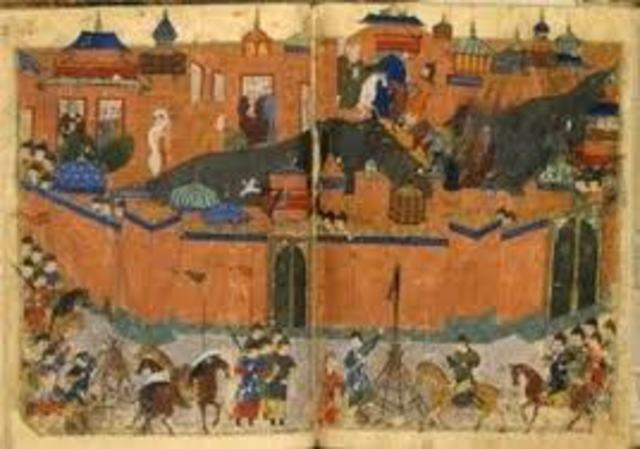 Fall of the Abbasids