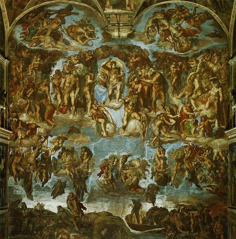 Michelangelo 1475