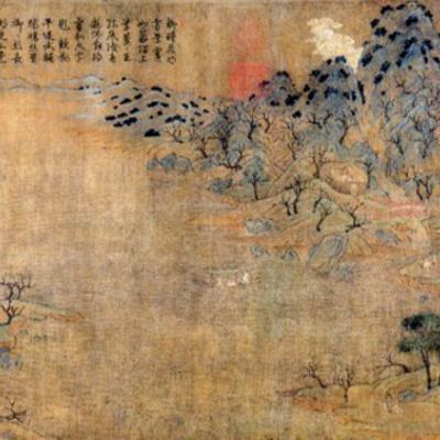 China's Renaissance timeline
