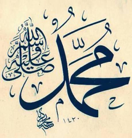 Muhammad born