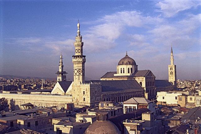 Fall of Umayyad Dynasty