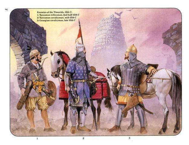 Seljuk Turks Threats