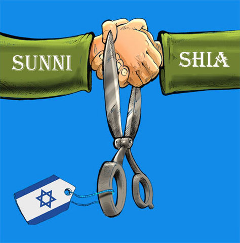 Split Between Sunni and Shia