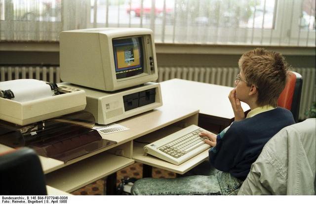 IBM Releases the 'IBM PC'