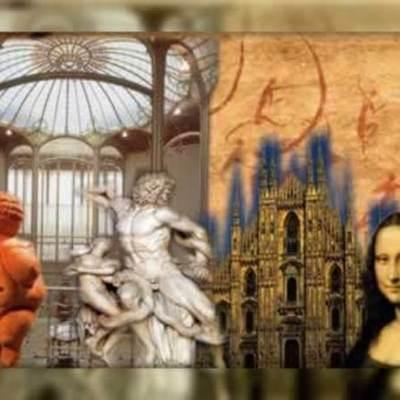 História da Arte  timeline