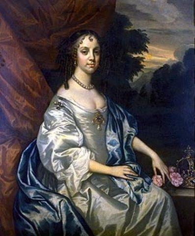 Charles II marries Catherine of Braganza
