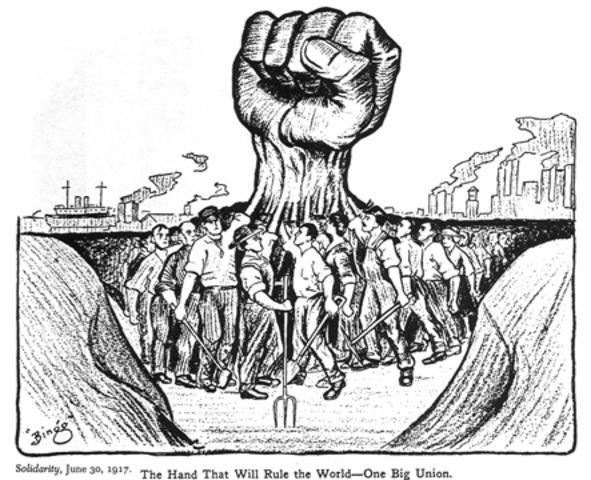 Origins of Today's Union Movement
