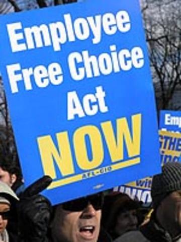 Free Choice Act