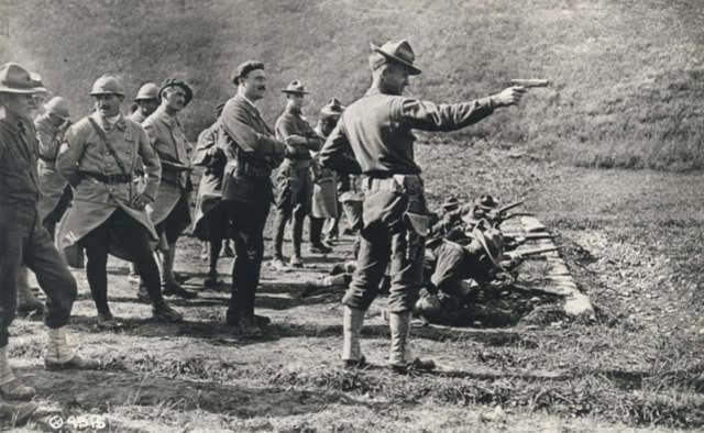 Colt .45 M-1911