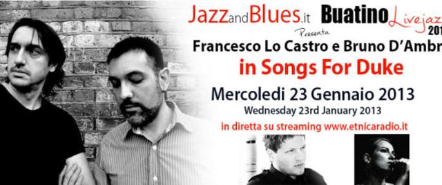 Matteo Becucci guest live @Lucca