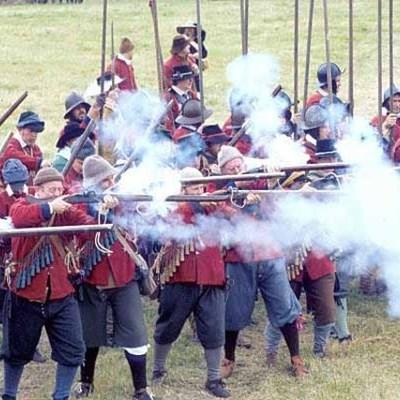 English Civil Wars timeline