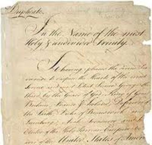 cause and effect on the treaty of paris Greenville a treaty of peace between the united states of america and the tribes of indians called the wyandots, delawares, shawanoes, ottawas, chipewas, putawatimes, miamis, eel-river, weeas, kickapoos, piankashaws and kaskaskias.