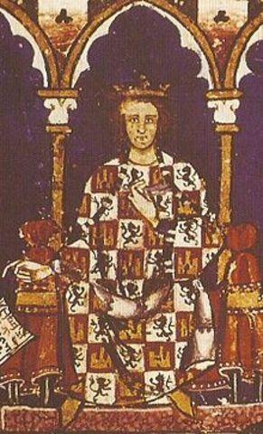 Nacimiento de Alfonso X El Sabio