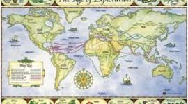 Exploration timeline