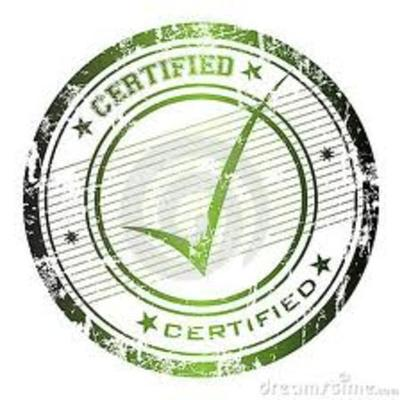 Historia de la Certificacion timeline