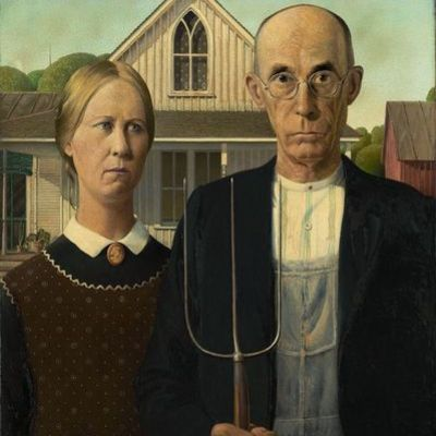 American Art (1830-2000)  timeline