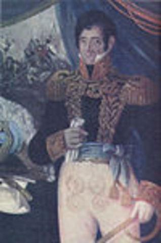 DIrectorio de José Rondeau