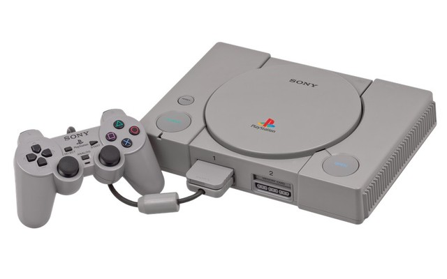 First ever Playstation console