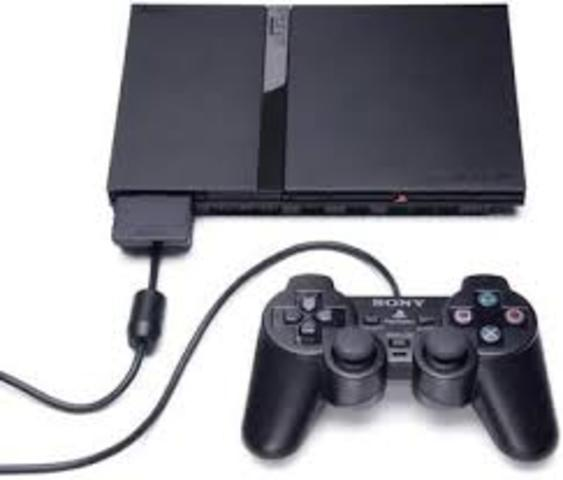 Release of the Playstation 2 Slim