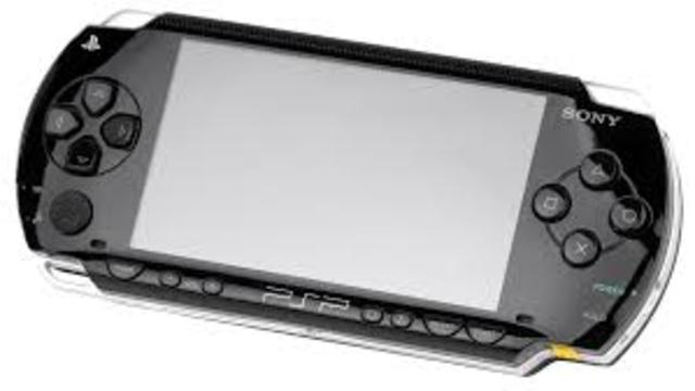 Introducing the Playstation Portable