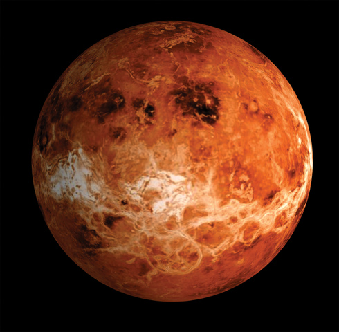 First surface images of Venus
