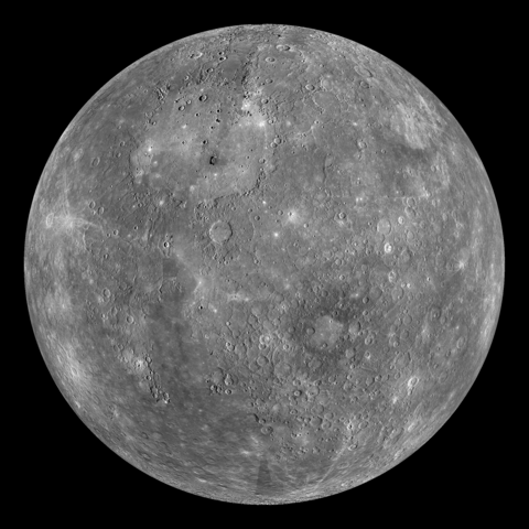 First spacecraft to orbit Mercury.