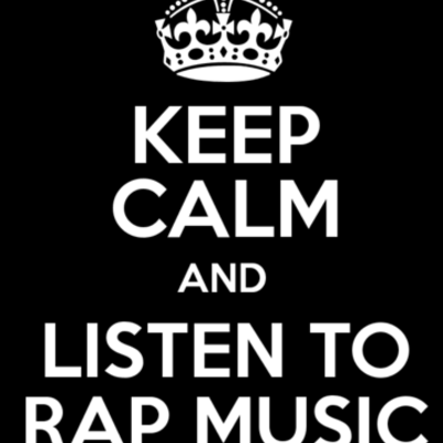 Rap Music timeline