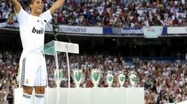 Biografia de Cristiano Ronaldo timeline