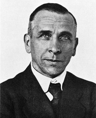 El origen de los continentes Alfred Wegener