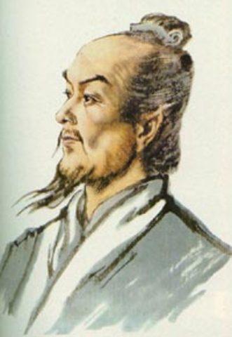 Invención del primer sismógrafo (Zhang Heng)