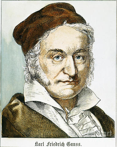 Carl Friedreich Gauss