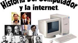 Historia del Computador y la Internet. timeline