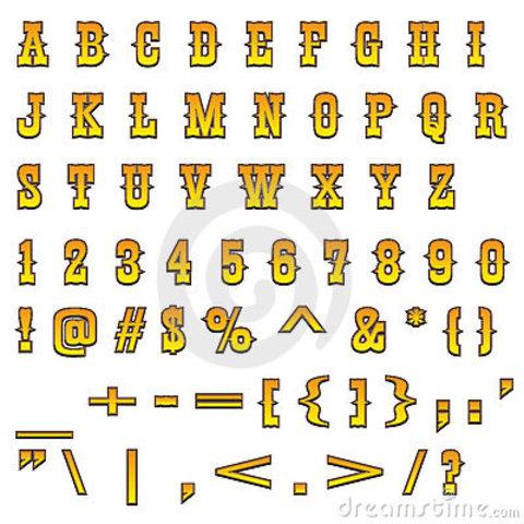 Alfabeto occidental