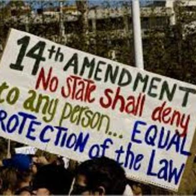 Cases Relating to Sex Discrimination and the 14th Amendment timeline