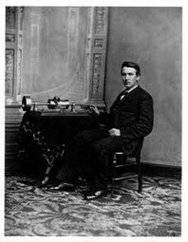 Age 30 - The Phonograph - enchances telephones.