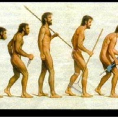 EVOLUCION DE LA COMPUTADORA timeline