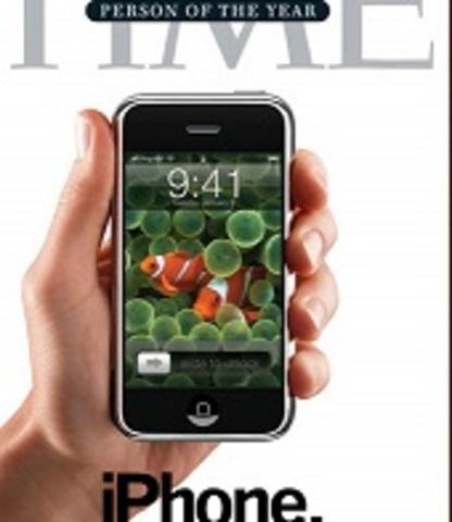 IPHONE -- Steve Jobs