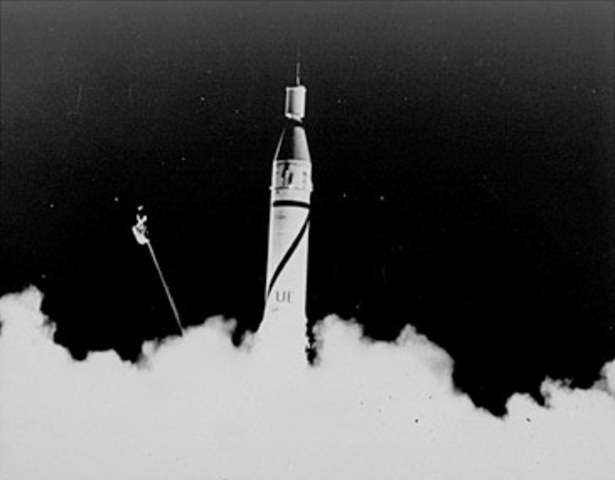 January 31, 1958: First Successful American Satellite