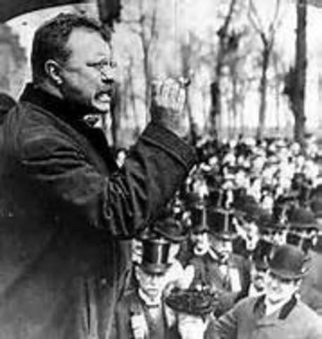 a biography and life work of theodore roosevelt 26th president of the united states Learn about the life, career, and accomplishments of the 26th president of the united states, theodore roosevelt, from early childhood onward.