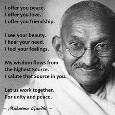 Mahatma Gandhi (The Great Soul). Leader of Indian nationalism. timeline